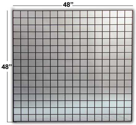 3 Quot On Center Grid Panels Grid Panel