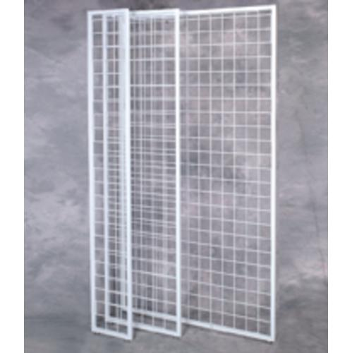 wire display wire slat grid wall panels